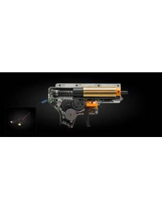 Parche Pvc One Shot One Kill  Gris [8FIELDS]