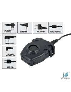 Subfusil Vega Avalon Gladius Carbine AEG - 6 mm Negro VFC.