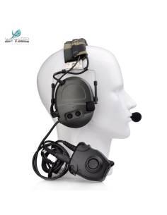 Subfusil Vega Avalon Saber Carbine AEG - 6 mm Negro VFC