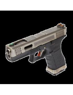 Gafas Balisticas Hamel Gray Wolf - Vapor Shield Anti-Fog G15