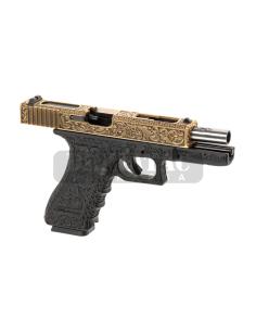 Parche PVC 3D Vikingo Fuck calm