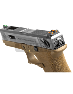 Visor T1 QD Red dot Green dot black AIM-O