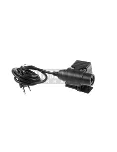Cable T Plug Macho a Mini Conetor hembra Pirate Arms