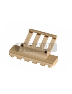 PVC Skull USA Patch