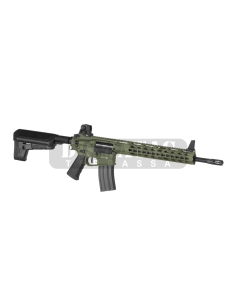 3 Point Black Tactical Strap