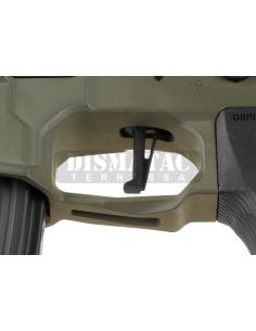 Cable negro de 1,5 qmm con aislamiento de silicona
