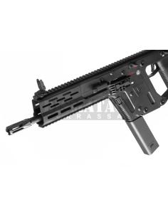 Air rifle KRAL Air N-11 Black gas piston with sound suppressor - 5.5 mm balines 24 Julios