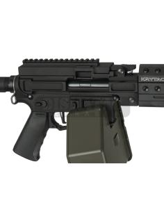 Submachine Sig Sauer MCX ASP Black + Visor 1-4x24 Co2 - 4,5 Balines