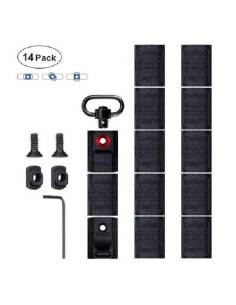 Scope 3-9x40E with Mounting Rings Altos