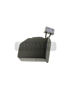 Metal machete 50 cm
