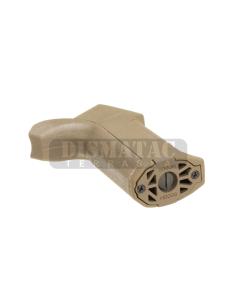 Molle padded waist vest negro