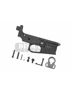Pistola GAS Y CO2 BELLUM X BRONZE SECUTOR