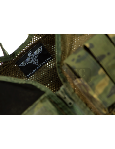 Peq Ar Red Laser Sight and Flashlight Firefield