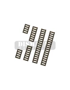 120 ROUND SR25/AR10 RIFLE MAGAZINE BLACK BATTLEAXE