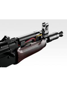 Gafas con montaje para casco PJ Helmet. Negro